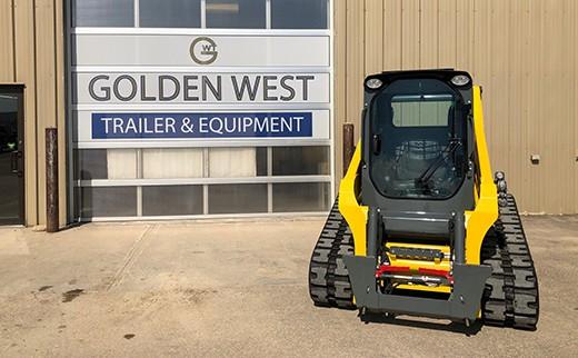 service department, wacker neuson skid steer